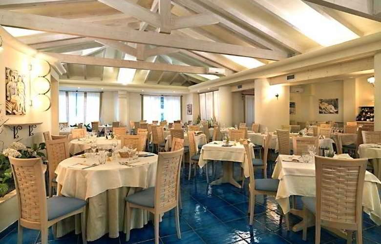 Ipomea Club - Restaurant - 8