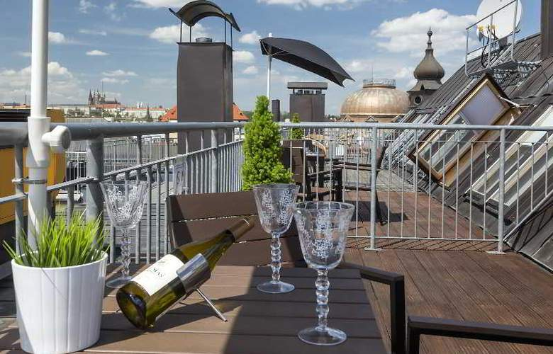 Hotel Apartment Wenceslas Square - Terrace - 38