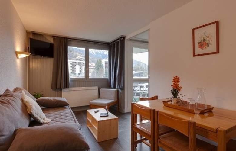 Residence Les Melezes - Room - 2