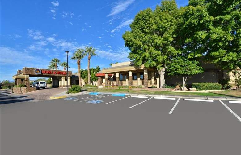 Best Western Tucson Int'l Airport Hotel & Suites - Hotel - 82