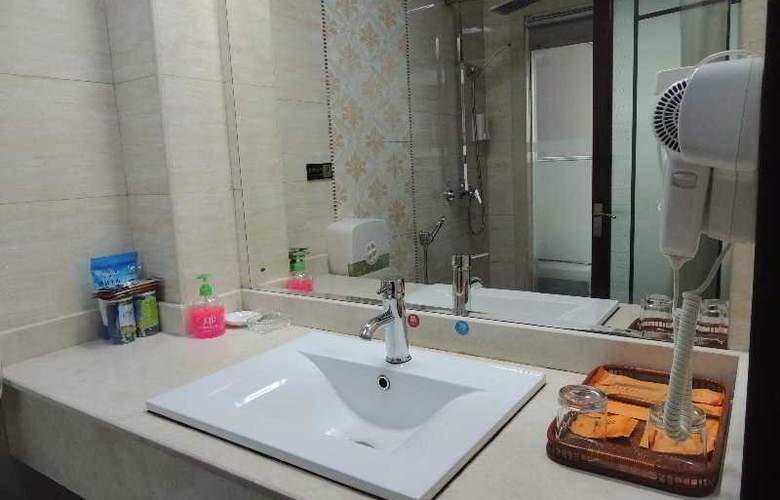 Guangzhou Blog Hotel - Terrace - 12