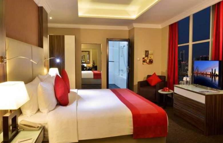 Swiss Belhotel Seef Bahrain - Room - 11