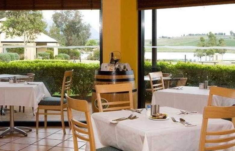 Leisure Inn Pokolbin Hill - Restaurant - 6