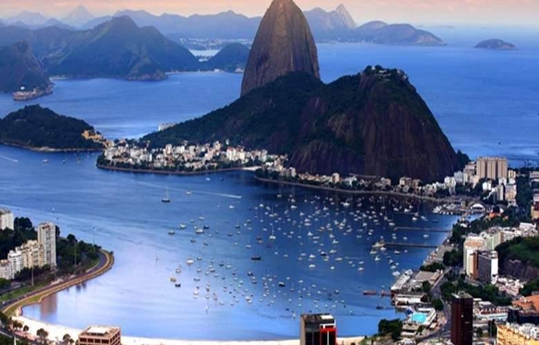 Hilton Barra Rio de Janeiro - Hotel - 1