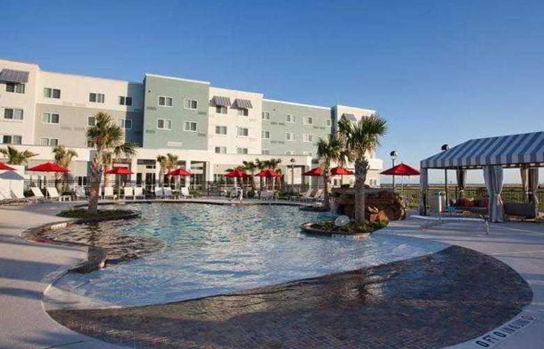 Courtyard Galveston Island Gulf Front - Hotel - 7