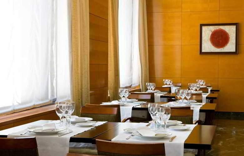 NH Ciudad de Cuenca - Restaurant - 17