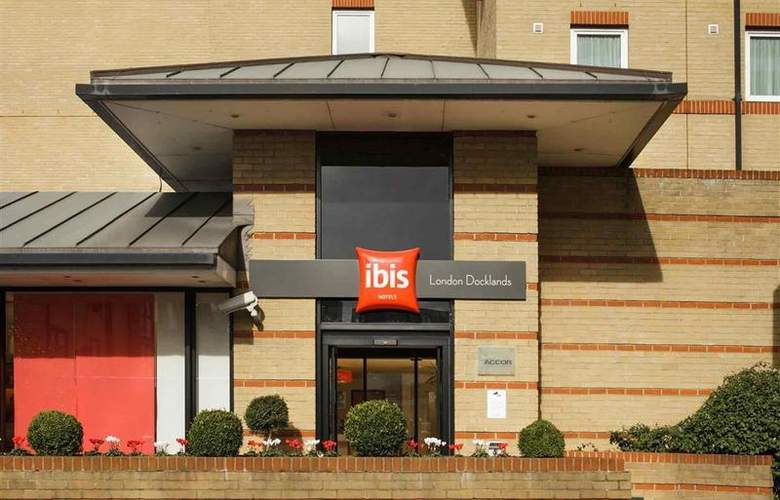 ibis London Docklands Canary Wharf - Hotel - 0