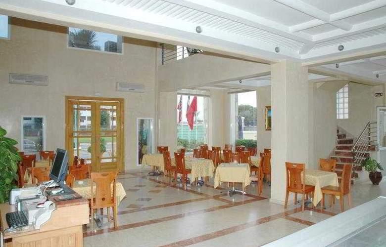 Golden Beach Agadir - Restaurant - 11