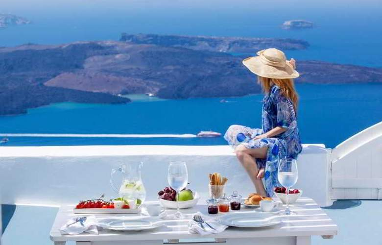 Aliko Luxory Suites - Restaurant - 3