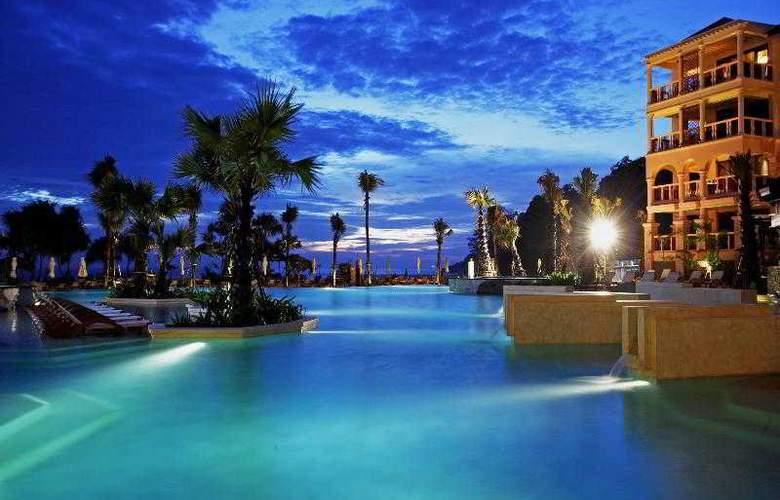 Centara Grand Beach Resort Phuket - Pool - 32