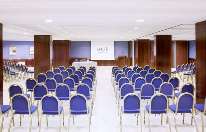 Meliá Zaragoza - Conference - 15