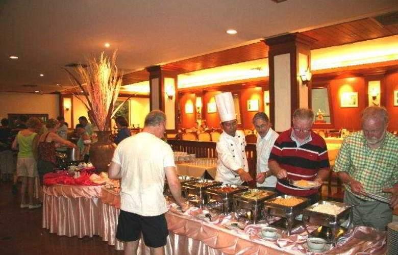 Ayothaya Hotel - Restaurant - 8