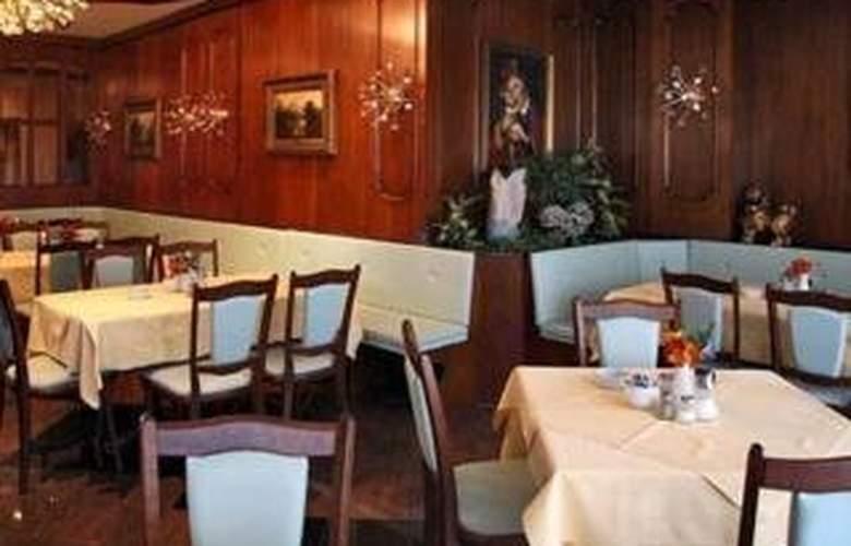 Quality Hotel Bavaria - Restaurant - 2
