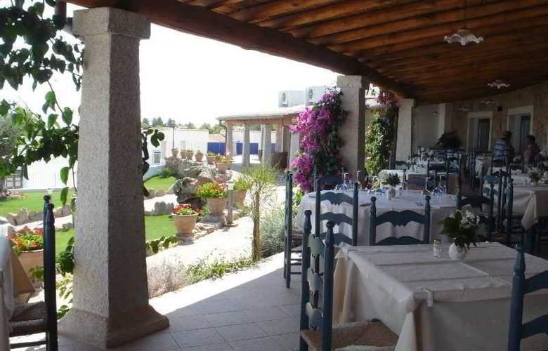 Nuraghe Arvu - Restaurant - 7