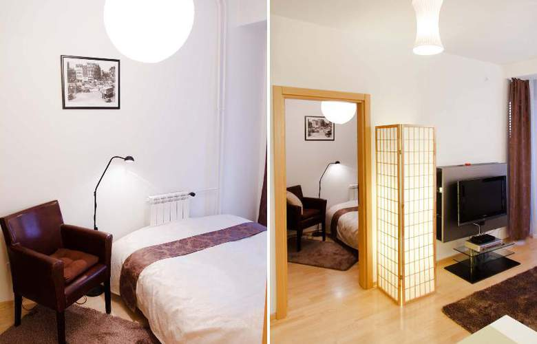 One Bedroom Apartment City Star - Hotel - 11
