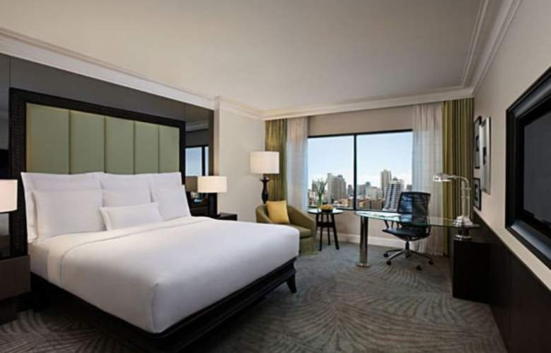 JW Marriott Bangkok - Room - 12