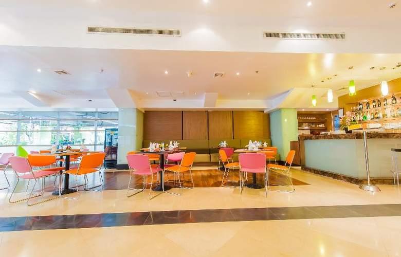 All Seasons Bangkok Huamark - Hotel - 7