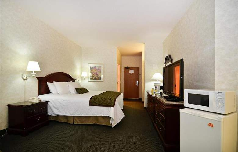 Best Western Plus Twin Falls Hotel - Room - 132