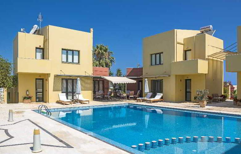 Dafnis Villas - Pool - 22