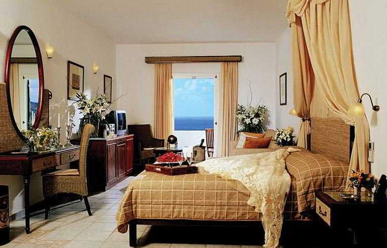 Myconian Imperial Hotel and Thalasso Center - Room - 3
