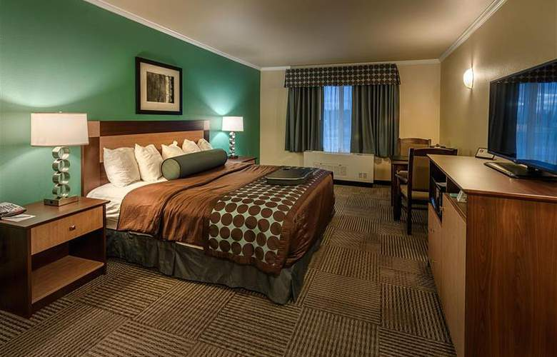 Best Western Plus Chena River Lodge - Room - 42