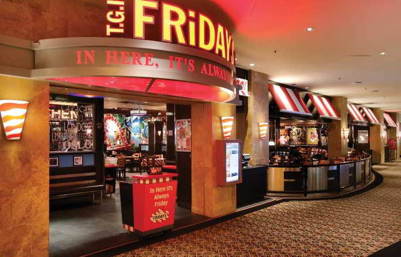 Sam´s Town Hotel & Gambling Hall - Restaurant - 10