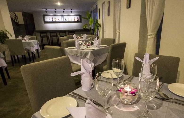 G&Z Urban Hotel - Restaurant - 17