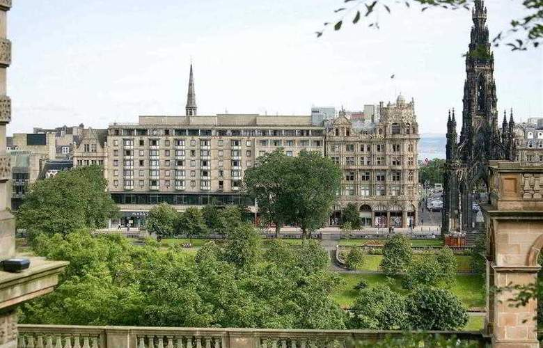 Mercure Edinburgh City Princes Street - Hotel - 2