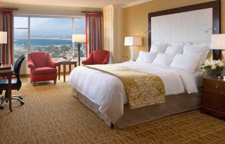 Monterey Marriott - Room - 11