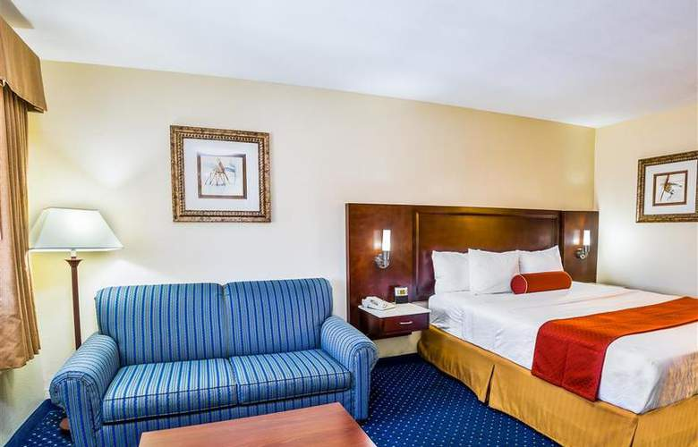 Best Western Plus Miramar - Room - 37