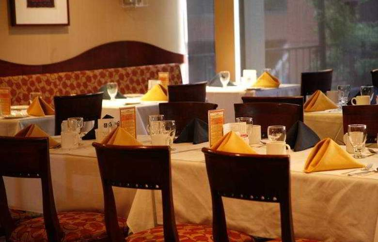 Quality Hotel Vancouver - Restaurant - 6
