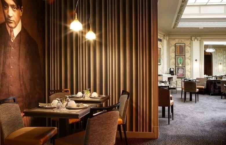 Best Western Hôtel Littéraire Premier Le Swann - Restaurant - 134