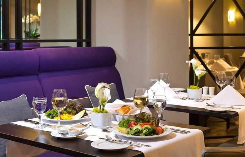 Leonardo Royal Düsseldorf Königsallee - Restaurant - 10