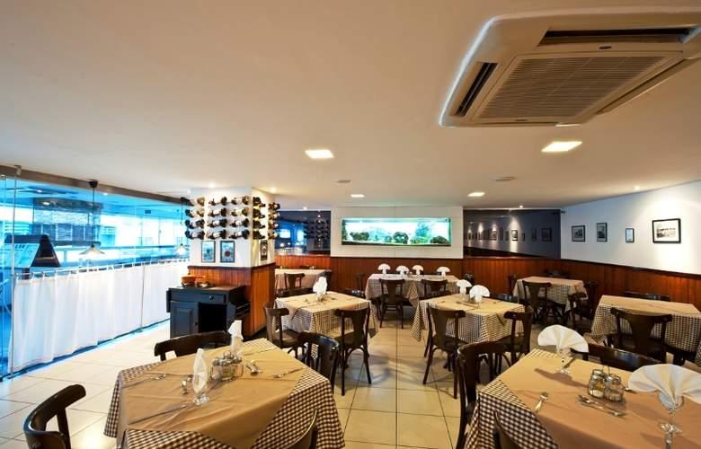Nobile Suites Ponta Negra Beach - Restaurant - 9