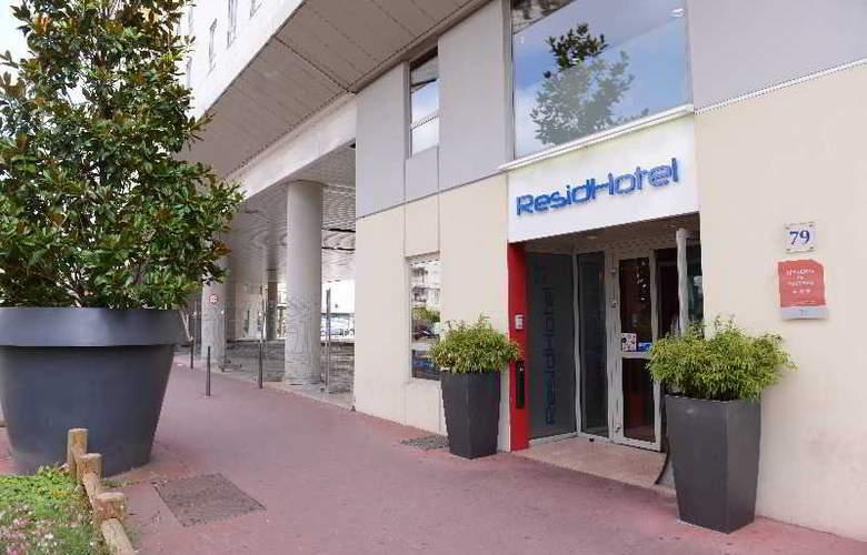 Residhotel Lyon Part Dieu - Hotel - 0