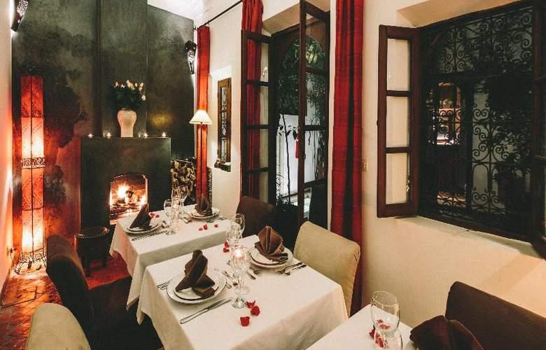 Riad Dar Zaman - Restaurant - 25