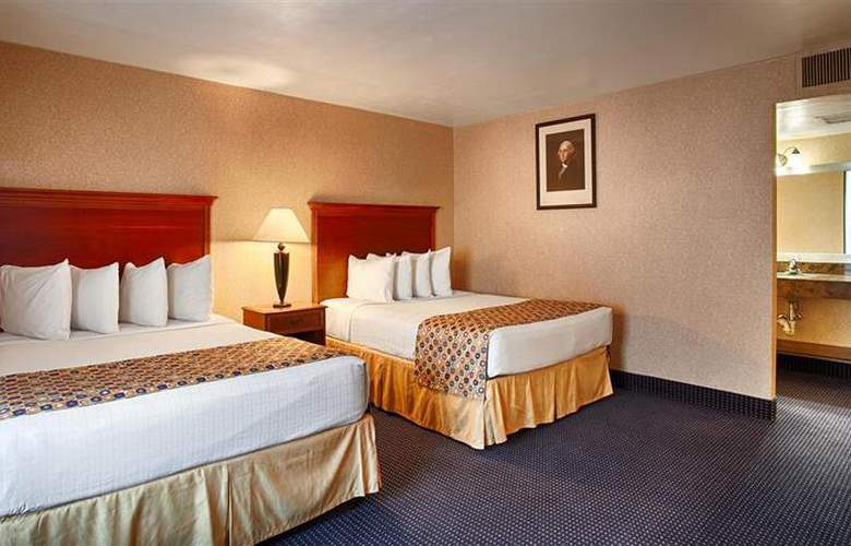 Best Western Pentagon Hotel - Reagan Airport - Room - 51