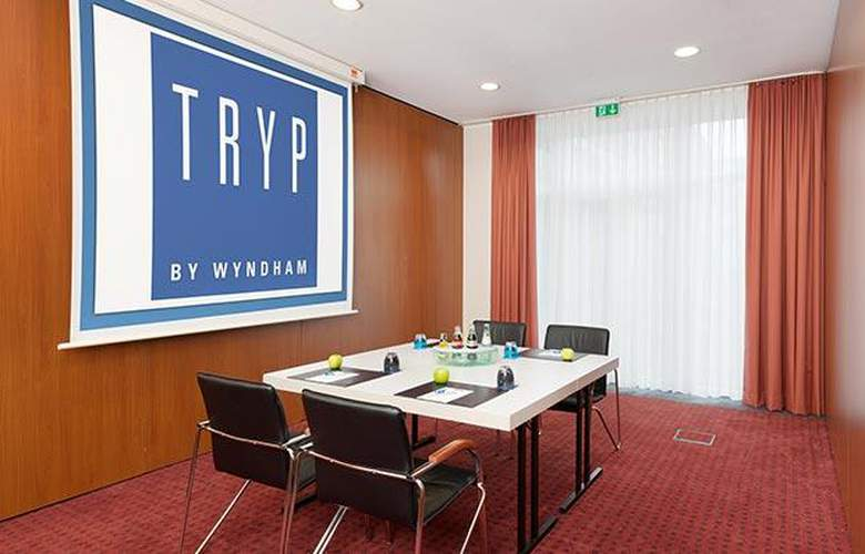 Tryp Münster Kongresshotel - Conference - 26
