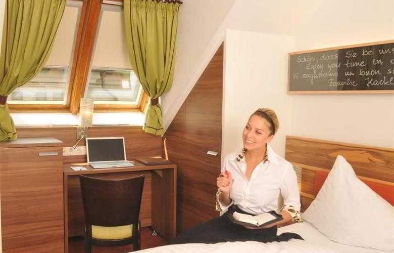 Best Western Hotel Goldener Adler - Hotel - 20