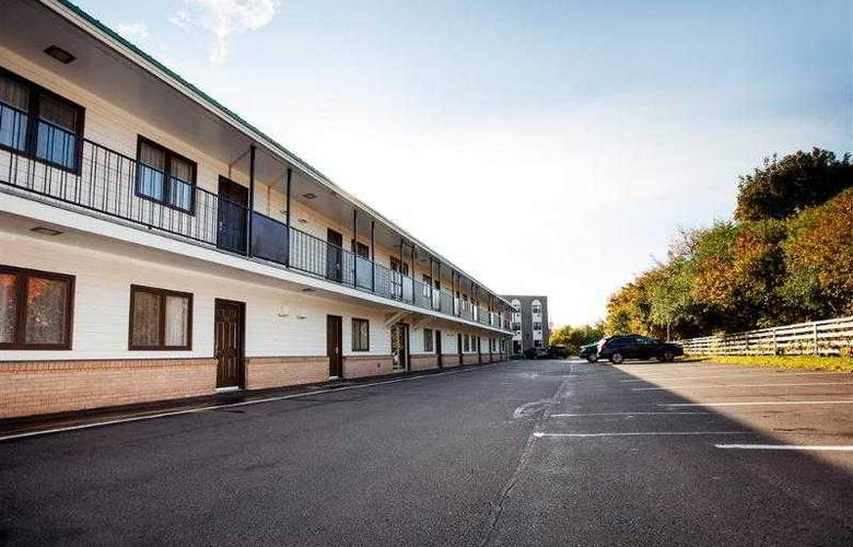 Best Western Glengarry Hotel - Hotel - 49