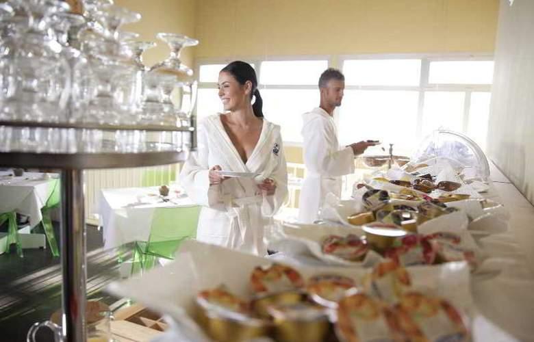 Mosaico Terme Beach Resort - Restaurant - 4
