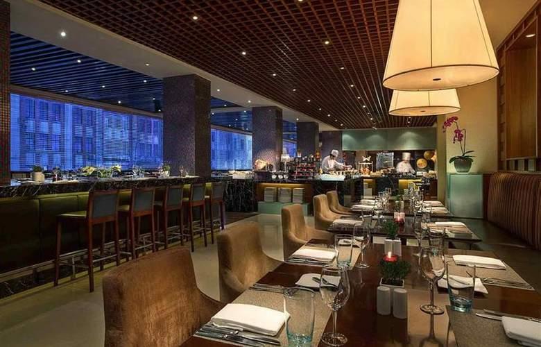 Sofitel Shanghai Hyland - Restaurant - 113