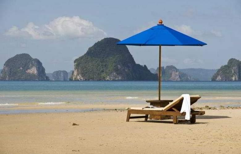 Anyavee Tubkaek Beach Resort - Beach - 9