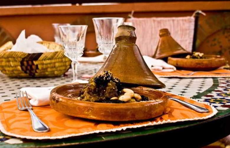 Riad Habib - Restaurant - 16