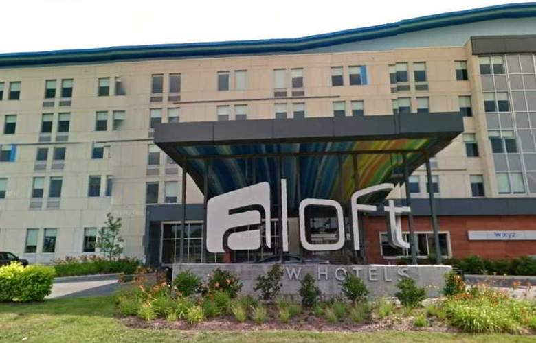Aloft Montreal Airport Hotel - Hotel - 8