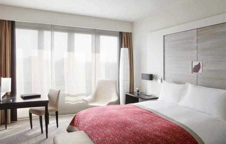 Sofitel Brussels Europe - Hotel - 8