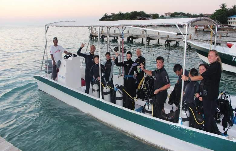 Splash Inn Dive Resort - Sport - 14