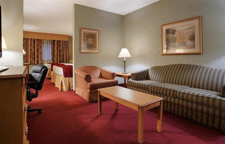 Best Western Plus Sebastian Hotel & Suites - Hotel - 16