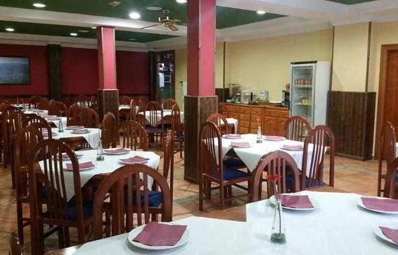 Hotel 2 * y Apartamentos Peña Santa - Restaurant - 23