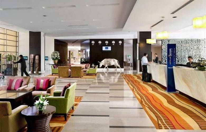 Novotel Hyderabad - Hotel - 35
